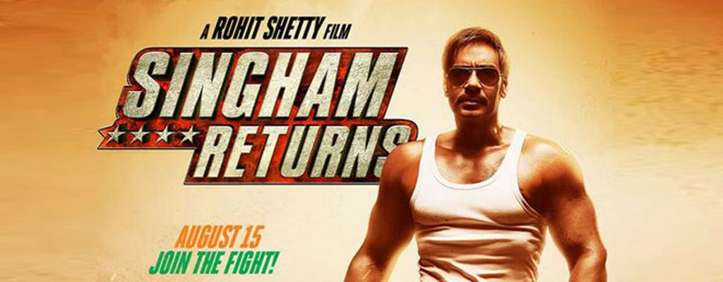 <p>A sequel to the 2011 film Singham, actor Ajay Devgn reprises his role of the angry cop. The film earned a final worldwide gross collection of ₹216.56 crore (US$30 million). </p>