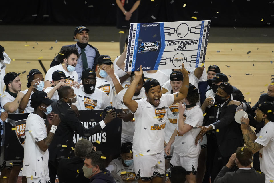 Cleveland State's Horizon League tournament win