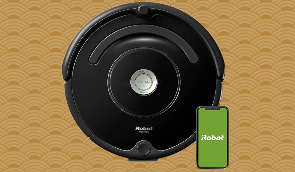 Save big on a Roomba today. (Photo: Amazon)