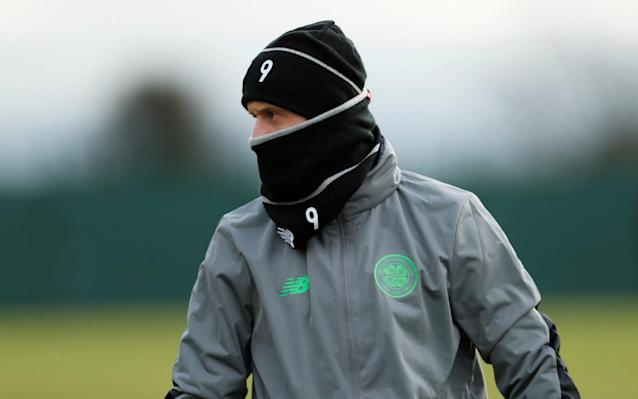 """Just as Santa put his feet up, Celtic pulled on their boots to prepare for their Boxing Day lunchtime kick-off against Dundee at Dens Park. Christmas dinner with families was off the menu for the Scottish champions, who put in a late afternoon training session before boarding the bus for an overnight stay on Tayside. Tough on the Parkhead players? Hardly, according to their manager. """"We were in here at Celtic Park on Christmas Day. You have to work. It's not rocket science,"""" said Brendan Rodgers. """"You could easily let them go home, but you have to earn your money. There is a price to pay. If you want success and to be consistent, then you must work, so we trained at 5.30pm on Christmas Day and then we drove up to Dundee and stayed in a hotel. It's a privileged life but you have to make sacrifices."""" A year ago, Celtic went into the winter break with a 19-point lead over Mark Warburton's Rangers and a 21-point advantage over Aberdeen, as they pushed relentlessly through a season which saw them unbeaten in any domestic competition. That momentum continued until their 4-0 defeat by Hearts at Tynecastle, one game shy of an unbeaten 70 in successive domestic fixtures and they have dropped more points by the midway point in the current campaign than in the whole of Rodgers' first season in the job. That fact seemed to offer encouragement to Aberdeen, whose visit to Celtic Park on Saturday was undertaken in the hope of emulating Hearts by inflicting further damage on the leaders, as Greg Stewart, the Dons midfielder, admitted when reflecting upon losing 3-0 to the Hoops for the second time this season. """"We spoke about it. Hearts did well against them and we felt that if we pressed them and imposed our game on them we could have an effect on it but, fair play to Celtic, it wasn't to be,"""" Stewart said. In truth, barring a 20-minute spell before the break and intermittent flickers in the second half, Aberdeen were unable to generate much by way of plausible threat. They looked"""