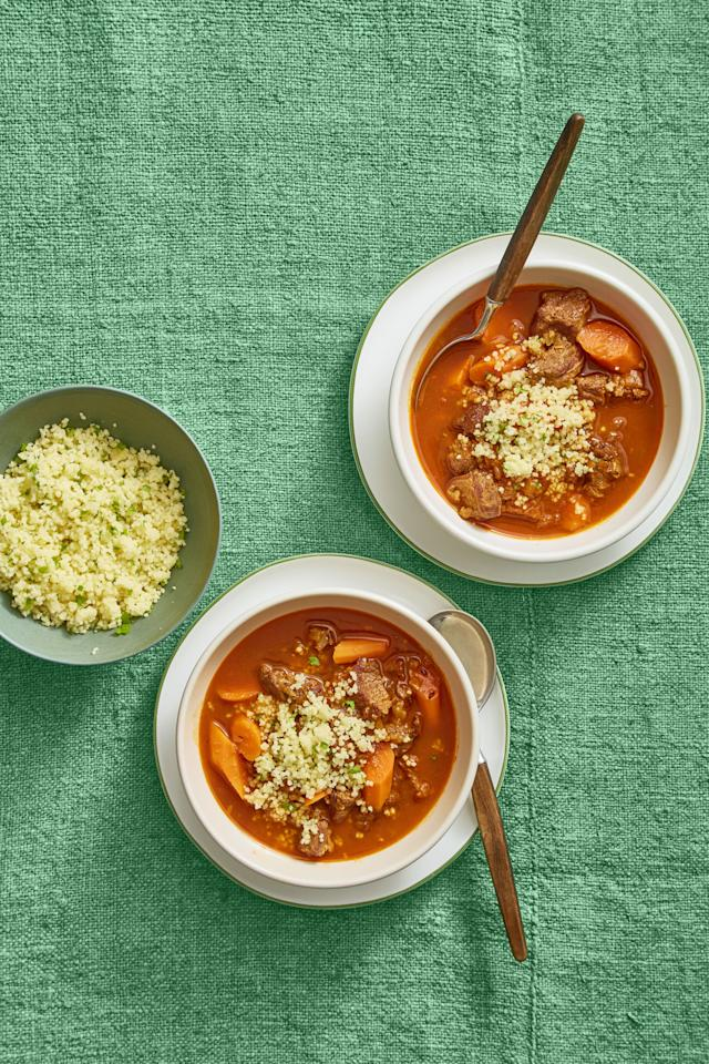 "<p>Slow cookers were made for soup-or at least that's what we believe. </p><p><a rel=""nofollow"" href=""http://www.womansday.com/food-recipes/food-drinks/recipes/a60790/hearty-beef-soup-recipe/""><strong>Get the recipe.</strong></a></p><p><strong>Tools you'll need: </strong>Crock-Pot 7 Quart Slow Cooker <em>($23, <a rel=""nofollow"" href=""https://www.amazon.com/gp/product/B003OAJGJO?tag=syndication-20"">amazon.com</a>)</em></p>"