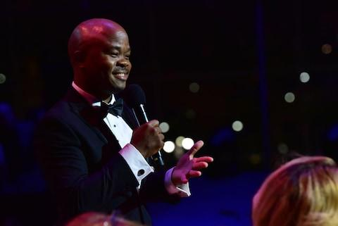 Fred Swaniker - Credit: GETTY