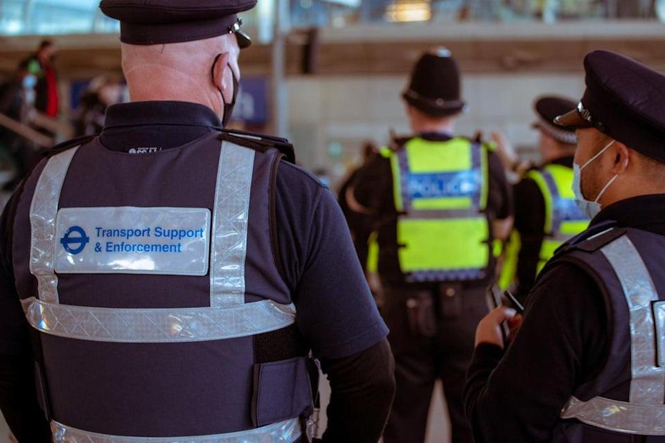 TfL enforcement officers have received training on how to deal with hate crimes  (TfL)