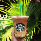 <p>I know, I know, Starbucks again. But these guys really do know how to start an Insta-trend. This spring they launched the Iced Coconut Milk Mocha Macchiato and while it might not be the sensation of the Unicorn Frappuccino, it's slowly but quietly working its way across Instagram. [Photo: Instagram/Starbucks] </p>
