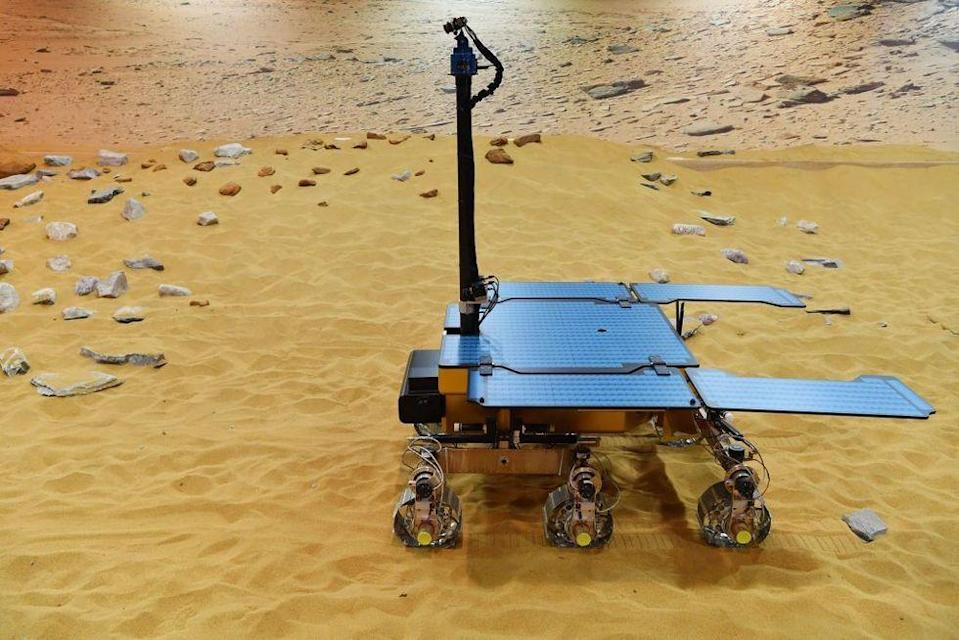 """<p>NASA wants to send a rover to Mars' Jezero Crater with a launch window of July 17, 2020 through August 5, 2020. The launch is set to take place in Florida at the Cape Canaveral Air Force Station and the rover is expected to land February 18, 2021. </p><p>The duration of the mission is estimated to be close to a Mars year which is equivalent to 687 Earth days, of course if<a href=""""https://www.popularmechanics.com/space/moon-mars/g26323939/11-of-opportunitys-most-impressive-scientific-triumphs/"""" rel=""""nofollow noopener"""" target=""""_blank"""" data-ylk=""""slk:it's anything like other Mars rovers"""" class=""""link rapid-noclick-resp""""> it's anything like other Mars rovers</a>, that mission could be extended for a <em>long </em>time.The rover has seen an upgrade which includes a stronger and """"more capable"""" wheel design and also allows for drilling so that samples of Martian rocks and soil can be examined. </p><p>You can follow the countdown to launch <a href=""""https://mars.nasa.gov/mars2020/"""" rel=""""nofollow noopener"""" target=""""_blank"""" data-ylk=""""slk:here"""" class=""""link rapid-noclick-resp"""">here</a>.</p>"""