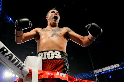 Brandon Rios has fought just three times at welterweight. (Getty)