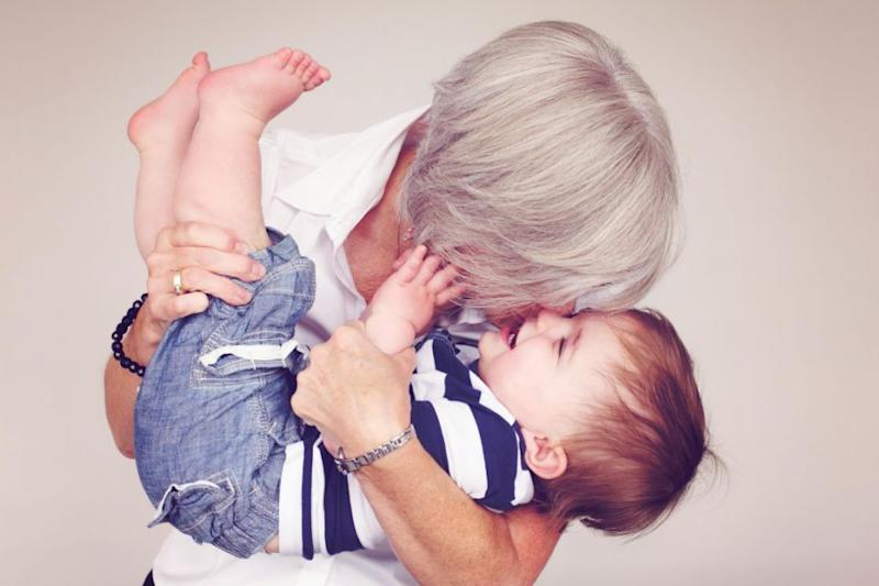 Grandparents seem to favour their first grandchild. Photo: Getty