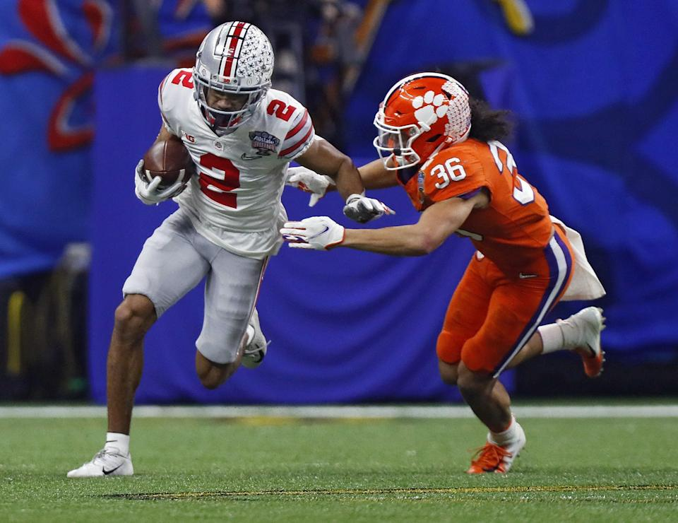 LOOK. Ohio State football has had some crazy speed in recent years