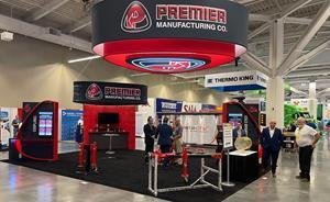 High Bar Brands debuted its new Premier Manufacturing booth at the TMC annual meeting & exhibition in September.