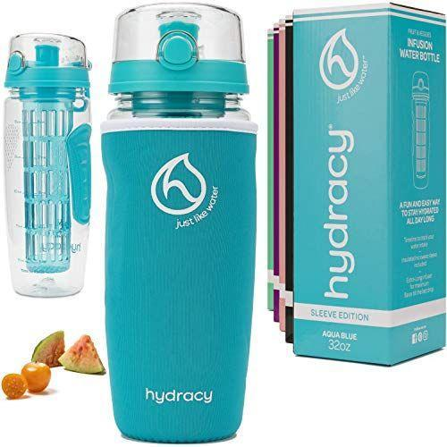 """<p><strong>Hydracy</strong></p><p>amazon.com</p><p><strong>$17.97</strong></p><p><a href=""""http://www.amazon.com/dp/B07D2JTGXK/?tag=syn-yahoo-20&ascsubtag=%5Bartid%7C10050.g.2190%5Bsrc%7Cyahoo-us"""" rel=""""nofollow noopener"""" target=""""_blank"""" data-ylk=""""slk:Shop Now"""" class=""""link rapid-noclick-resp"""">Shop Now</a></p><p>Keep them healthy and hydrated with this infuser water bottle. It comes in a ton of different colors, so you can customize it to their liking.</p>"""