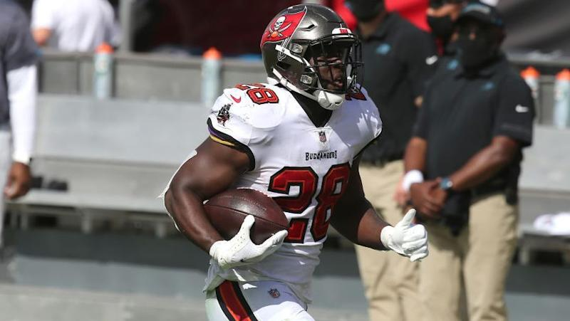 Leonard Fournette out of practice again for Bucs