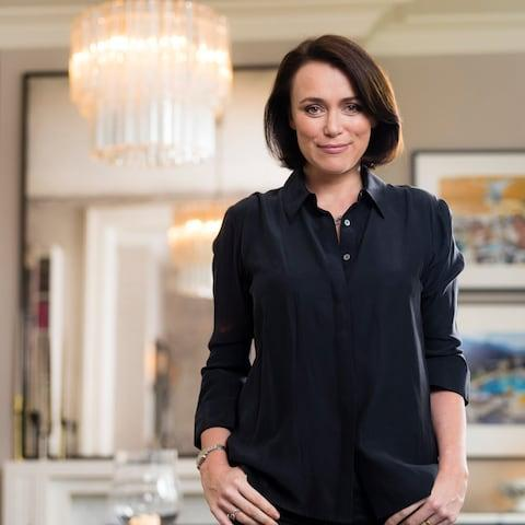 Keeley Hawes will play Ritchie's mother Valerie in Boys - Credit: Andrew Crowley