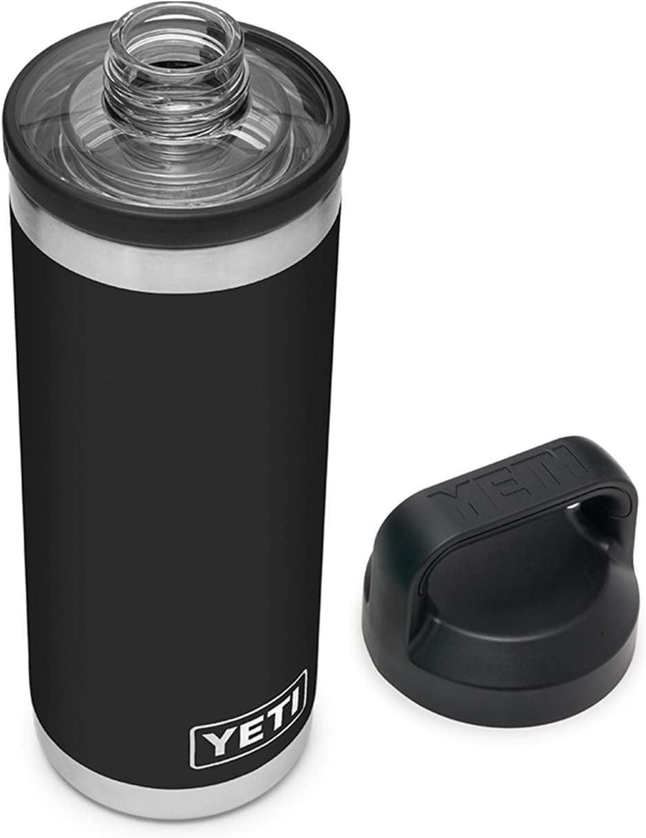 <p>The convenient cap on the <span>Yeti Rambler Bottle</span> ($30) opens with a half-twist, making it easier to sip than ever.</p>