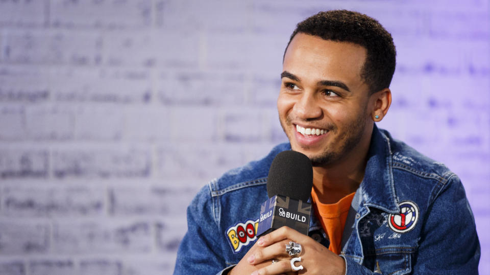 Aston Merrygold is the latest name being linked to 'Strictly Come Dancing', as the BBC's line-up announcements get underway.