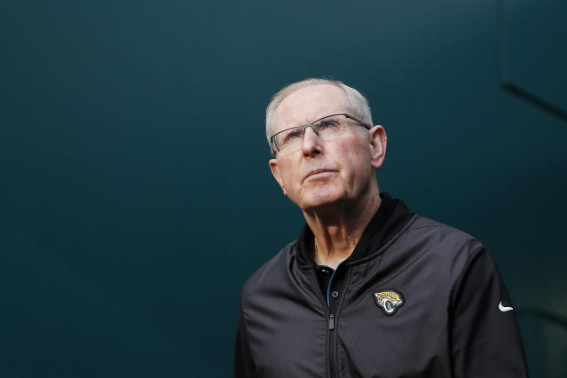 Tom Coughlin had set every clock in the team facility at least five minutes ahead in order to stress punctuality. (Michael Reaves/Getty Images)