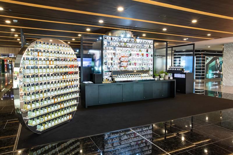 diptyque pop-up at Paragon Mall