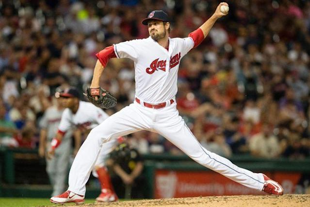 Reliever Andrew Miller is Terry Francona's x-factor in the series. (Getty Images)