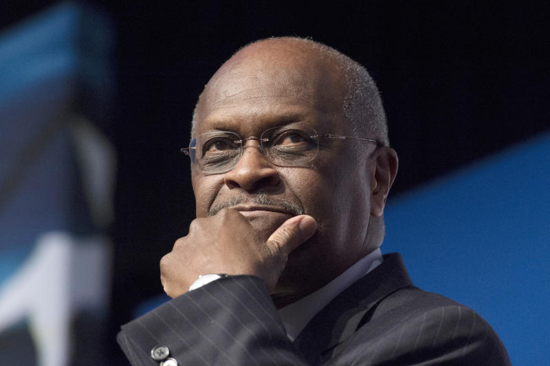 Trump Contemplating picking Herman Cain for Fed board