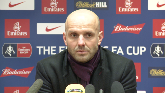 "Exeter manager Tisdale diaaspointed his side couldn't make it through to the 4th round of the FA Cup. He said ""I am proud of my players and its a great reward for the fans and the club. It was always going to be a big challenge for us tonight."" Exeter had opportunities in the first […]"
