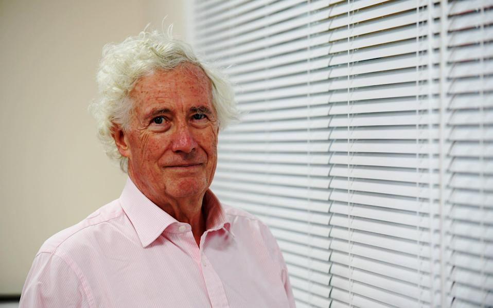 """Lord Sumption said older and vulnerable people could isolate themselves """"if they want to"""""""