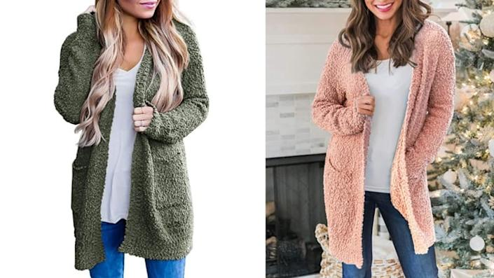 Sweater weather done right.