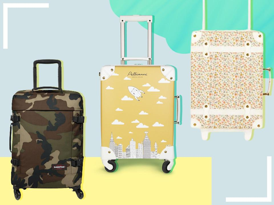 <p>To make carrying luggage appealing to kids, the cargo in question must be easy to carry, pull along, or lift</p> (iStock/The Independent )