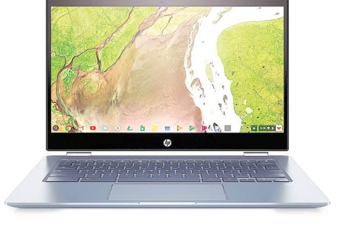 The HP Chromebook is optimised for PC users who depend on Google for computational work including content creation and consumption, multiple app usage and more.