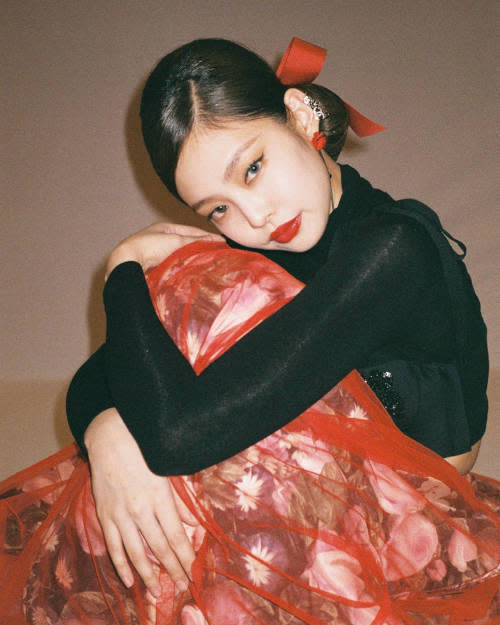 Jennie was the first member of the group to have a solo release