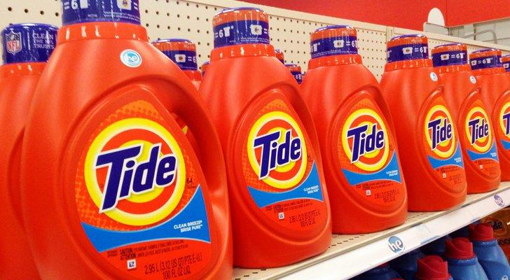 Procter & Gamble Co Stock Slips on So-So Earnings