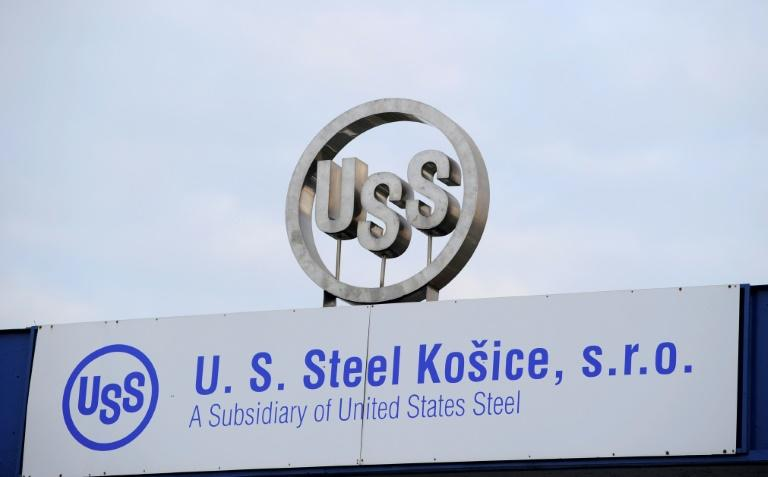 The Kosice steel mill ranks among the largest employers in Slovakia