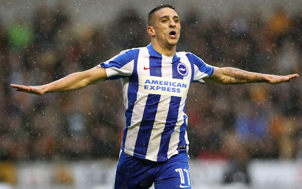 Anthony Knockaert - Credit: PA