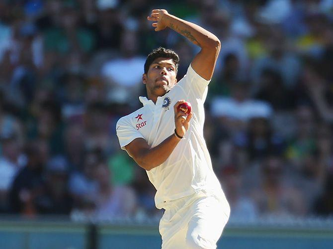 Yadav was picked on the basis of his 10 wickets against West Indies at home, but looked a different bowler in Australia