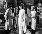 <p><em>The Bride of Frankenstein</em> hit theaters in April that year, giving moviegoers everywhere a look into the disaster than can ensue when one tries to force a woman into a marriage she doesn't want. </p>