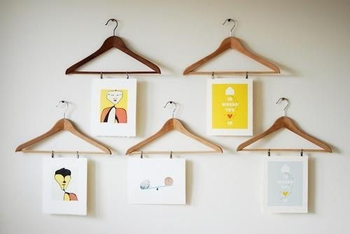 Cool Hangers don't be clothes minded: 5 cool hanger projects