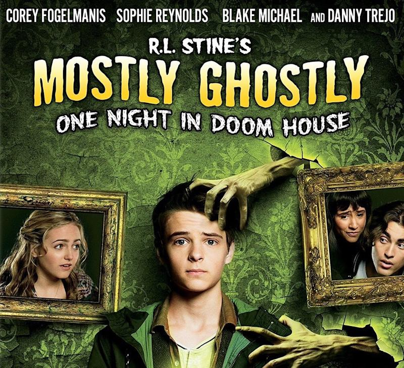 Spend a night in Doom House! (Photo: Mostly Ghostly)