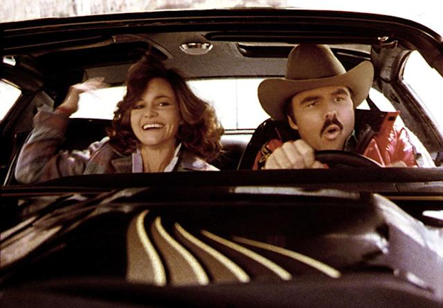 <p>Released two days after <em>Star Wars</em>, Burt Reynolds's car-chase classic went on to become the summer's second-highest grossing picture. It's safe to assume that fellow speed demons Bo Darville and Han Solo would have gotten along famously… after competing head-to-head in the Kessel Run, of course. (Photo: Everett)<br></p>