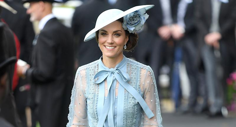 Duchess of Cambridge 2019 Royal Ascot (Getty Images)
