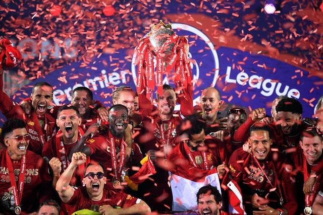 Liverpool ended a 30-year wait for a league title