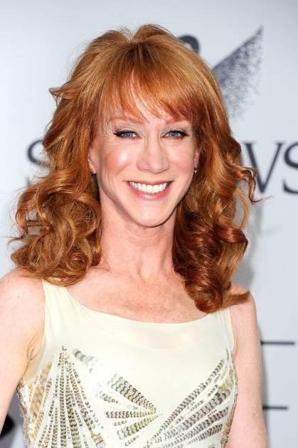 Kathy Griffin attends the 2011 CFDA Fashion Awards at Alice Tully Hall, Lincoln Center, New York City, on June 6, 2011  -- Getty Images