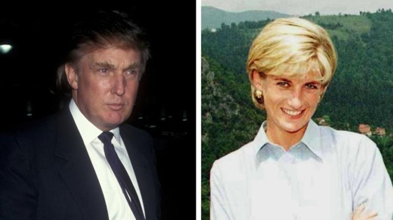 Donald Trump's Comments About Princess Diana Will Definitely Give You The Creeps