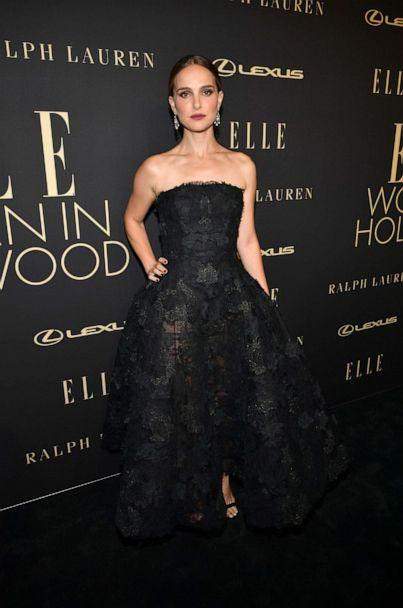 PHOTO: Natalie Portman attends ELLE's 26th Annual Women In Hollywood Celebration Presented By Ralph Lauren And Lexus at The Four Seasons Hotel Los Angeles on October 14, 2019, in Beverly Hills, Calif. (Emma Mcintyre/Getty Images for ELLE)