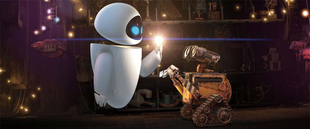 """5. <a href=""""http://movies.yahoo.com/movie/1809902253/info"""">WALL-E</a>  Total Gross: $223,749,872    The animation wizards at Pixar rocketed to critical and box office success again with the biggest family movie of the year, an out-of-this-world tale of a lonely little robot with a really big heart."""