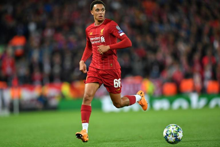 Liverpool's Alexander-Arnold eyes captain's armband
