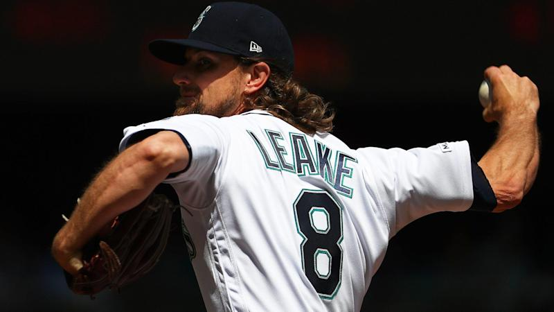 Diamondbacks trade for Mike Leake from Mariners