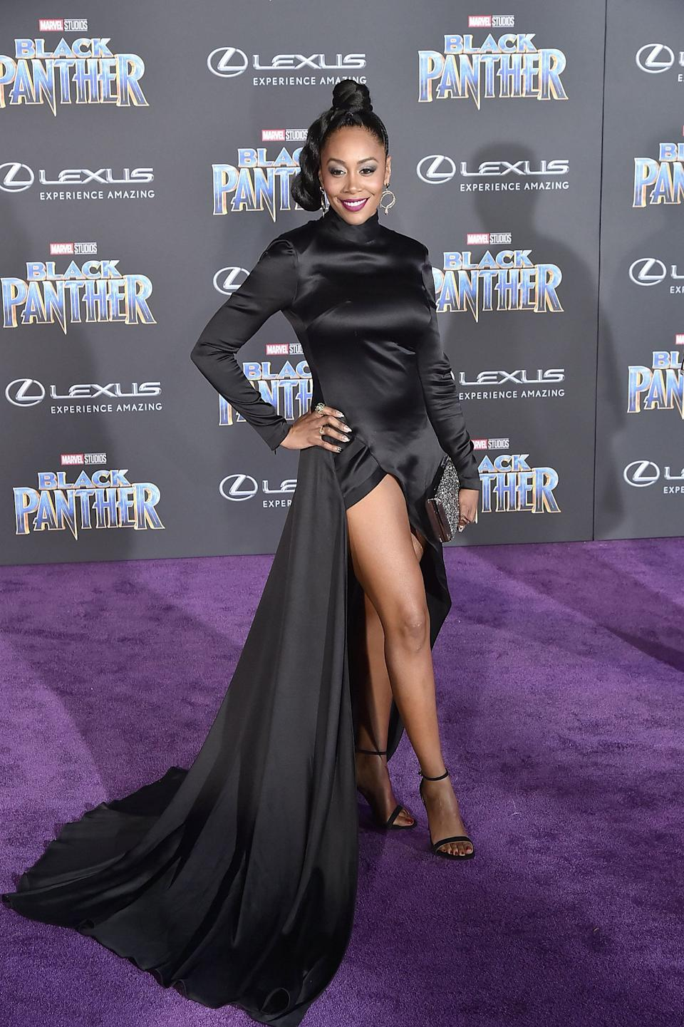 <strong>Simone Missick</strong>