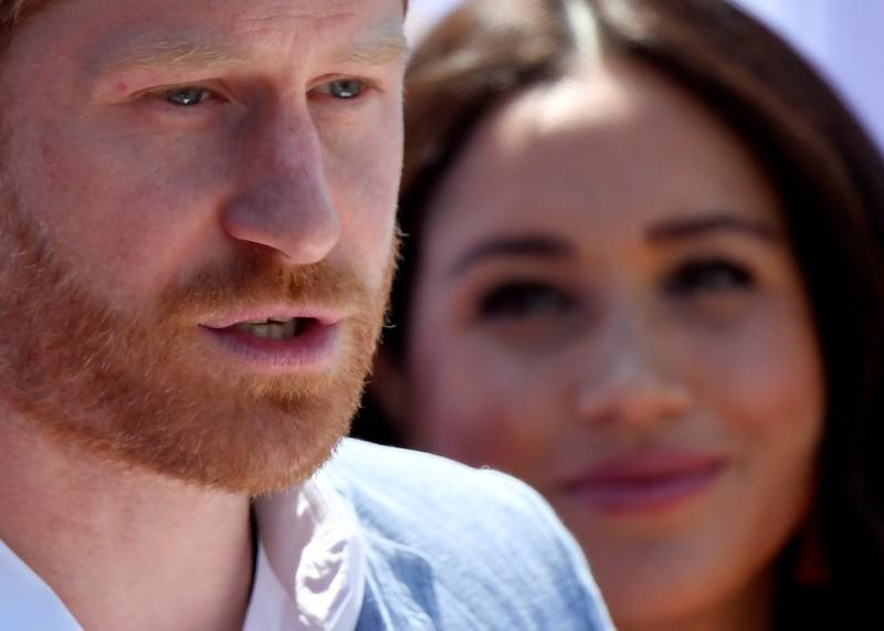 Britain's Prince William worried about Harry after TV interview - BBC