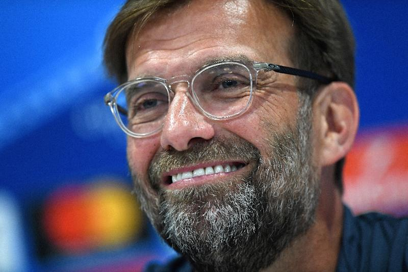 Liverpool Manager Jurgen Klopp Is Hoping To Cap A Successful Season By