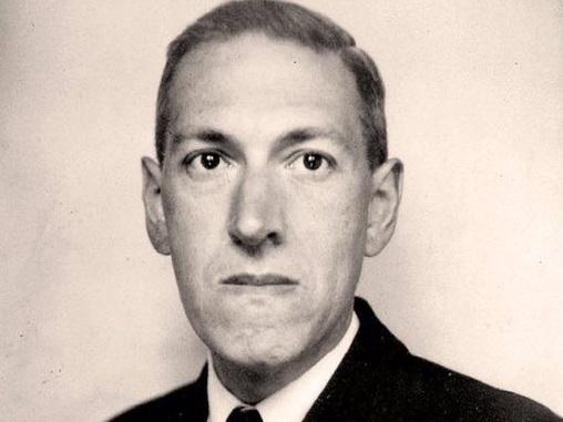 Giant penguins and evil sentient pudding: a portrait of Lovecraft (The HP Lovecraft Estate)