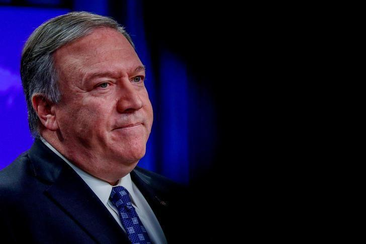 U.S. House chairman 'frustrated' Pompeo refused to testify on Iran