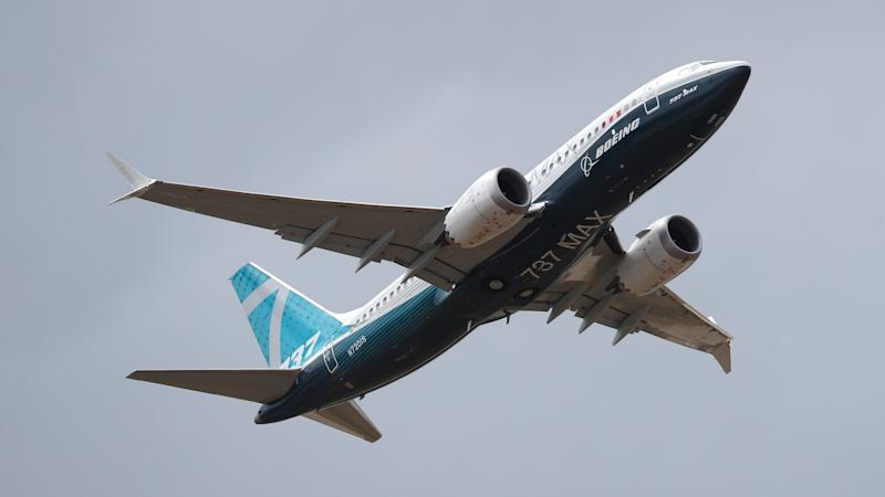 Certification flights for grounded Boeing 737 Max likely 'in a few weeks'